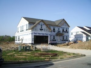 New Construction Inspection - Insulation