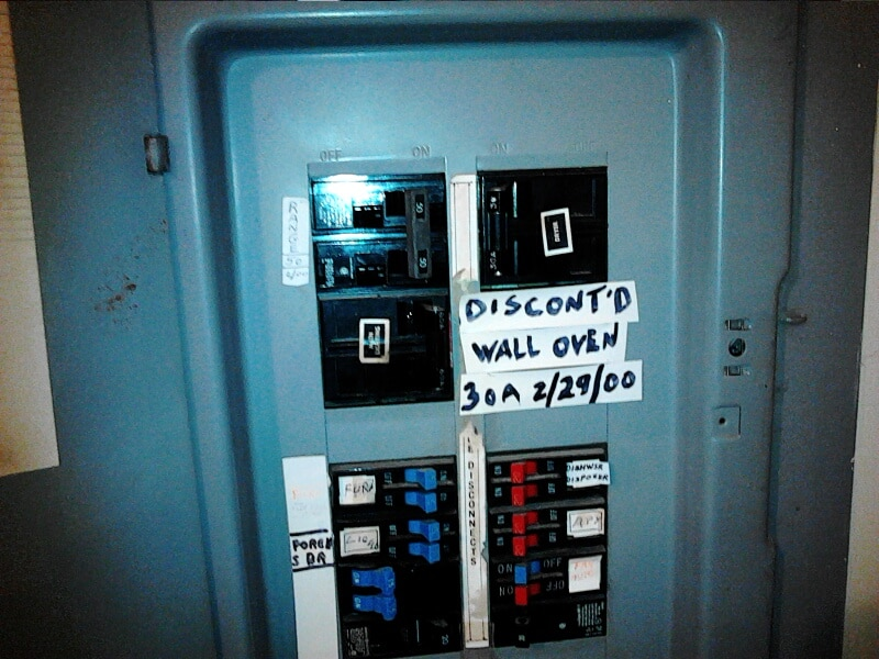 Miraculous About Breakers And Fuse Boxes Buyers Inspection Service Wiring Digital Resources Otenewoestevosnl