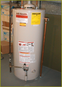 Caution Remodeling Around Water Heater Buyer S