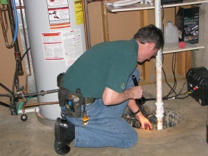Walk Through Inspection - Sump Pump