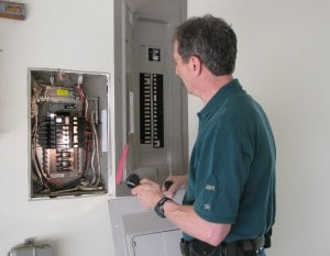 Walk Through Inspection - Breaker Panel
