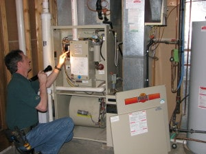 Walk Through Inspection - Heating System