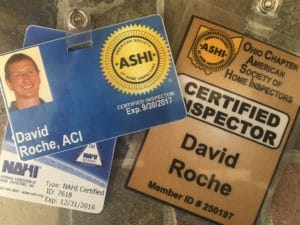 Licensed Inspectors with Buyers Inspection Service in Dayton, OH