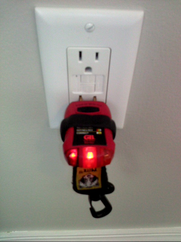 Electric Outlet Receptacle