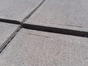 Sinking Concrete Driveway Er S Inspection Service